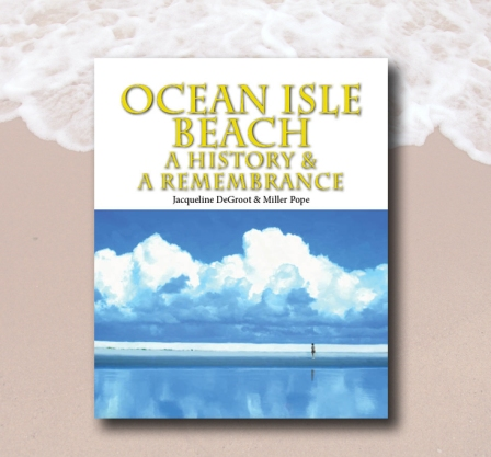 Ocean Isle Beach History Book Available