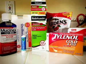 Cold, Crud & the Flu