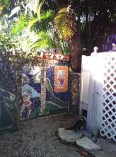 Amazing Garden Mosaics and Tulip