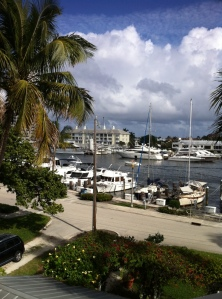 Our View From Top of the House of Marina