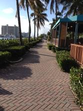 Walkway by the Marina