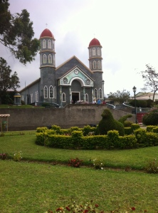 Church and Gardens in Zarcero