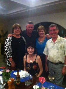 Theresa, Dan, Sandy, Dominic & Mary