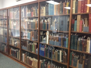 The Special Collections of UNCW!