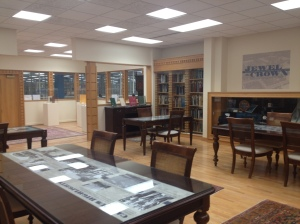 Special Collections: I know the journals will have a beautiful home!