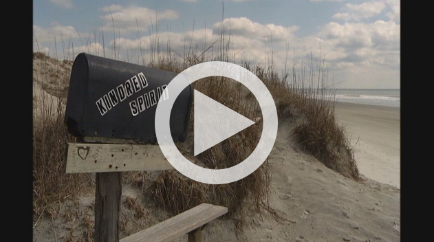 Sunset Beach Kindred Spirit Mailbox Time Warner Cable News