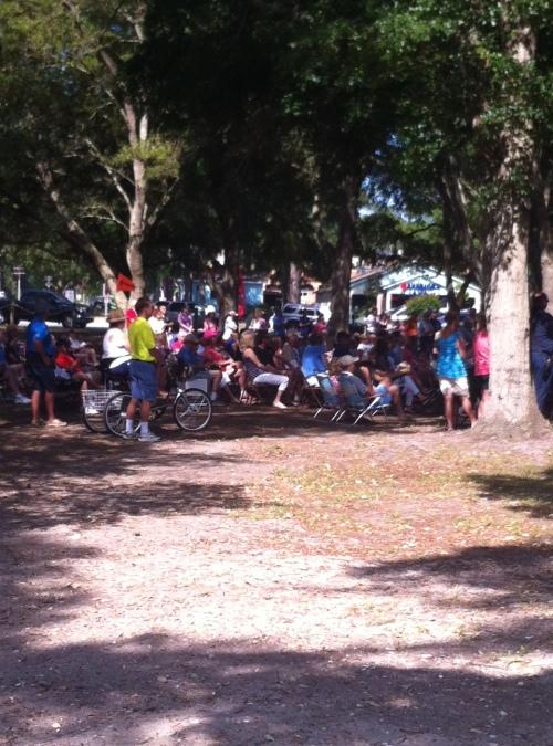 Sunset Beach Park Groundbreaking Memorial Day
